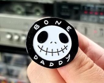 Bone Daddy - Jack Skellington Nightmare Before Christmas Soft Enamel Pin