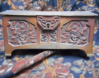 Brass Box antique