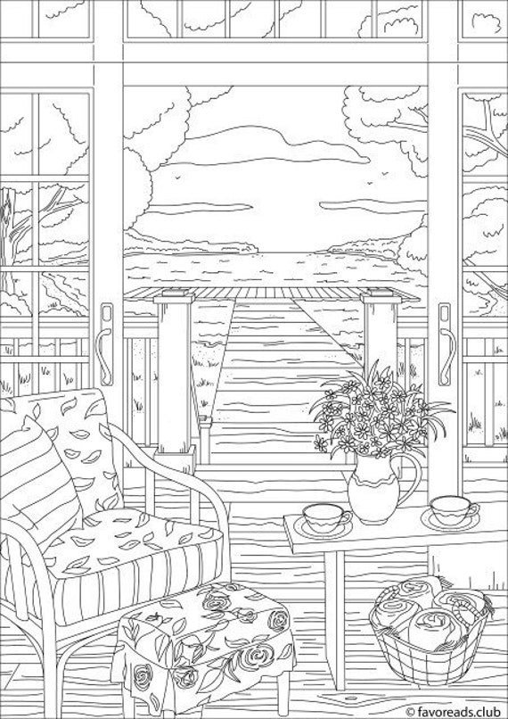 9100 Top Coloring Pages Village , Free HD Download