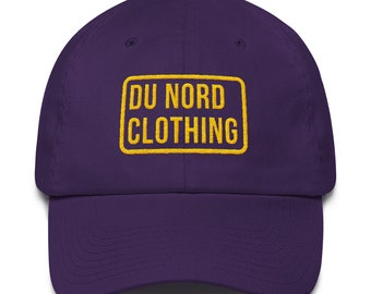 5a20d58734318 Du Nord Clothing Skol Dad Cap