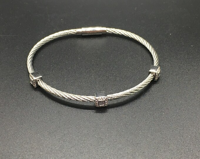 Stainless Steel bracelet, Silver,Gold, Rose Gold  Bracelet, Bracelets