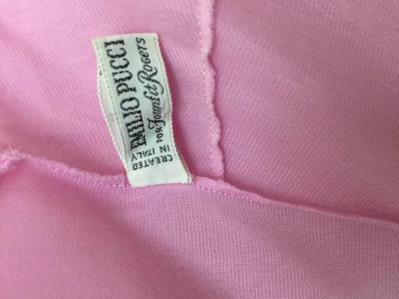 Vintage Pucci Formfit Rogers Caftan & Maxi dress … - image 9