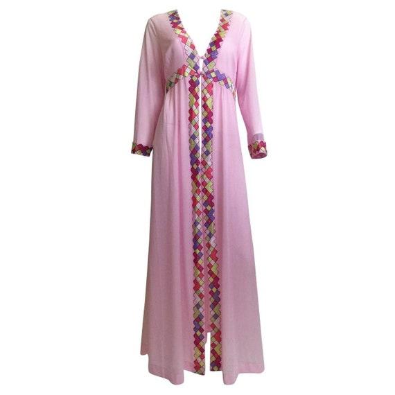 Vintage Pucci Formfit Rogers Caftan & Maxi dress … - image 1