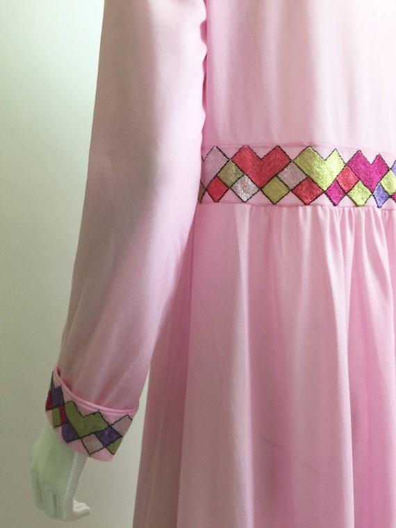 Vintage Pucci Formfit Rogers Caftan & Maxi dress … - image 6