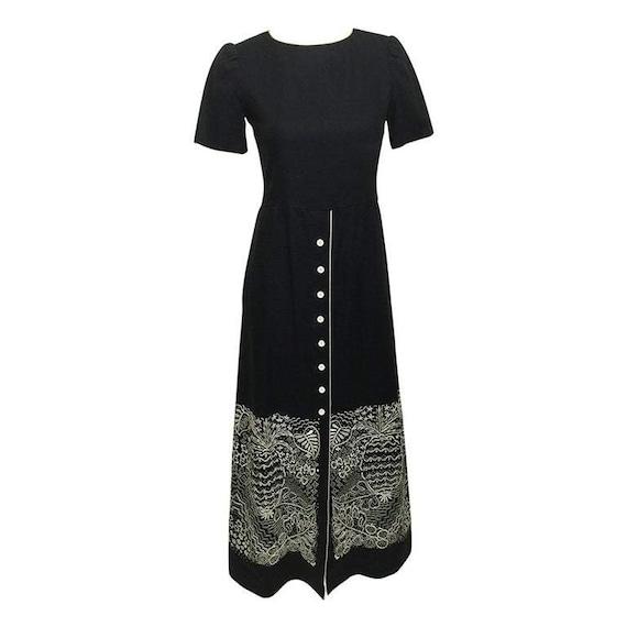 1960s Tiziani Dress