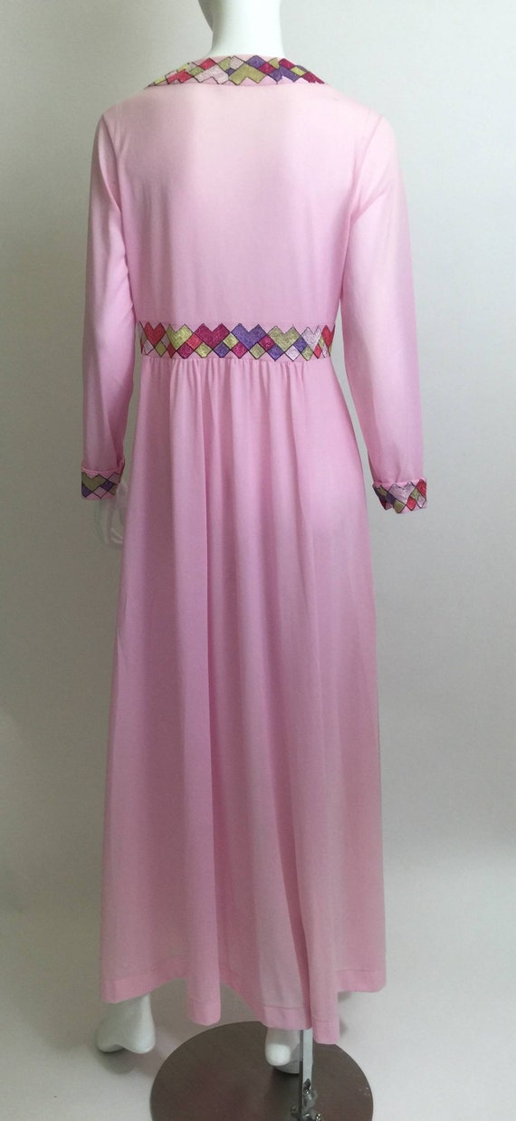 Vintage Pucci Formfit Rogers Caftan & Maxi dress … - image 8