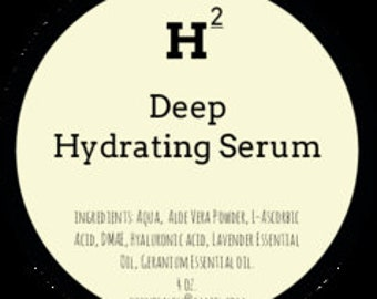 Deep Hydrating Serum