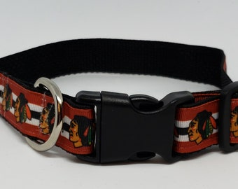 Chicago Blackhawks Collar