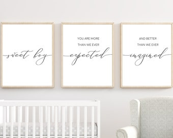 boy nursery decor etsy