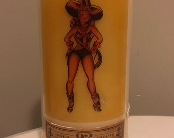 Sailor Jerry 18 oz Soy Wax Candle