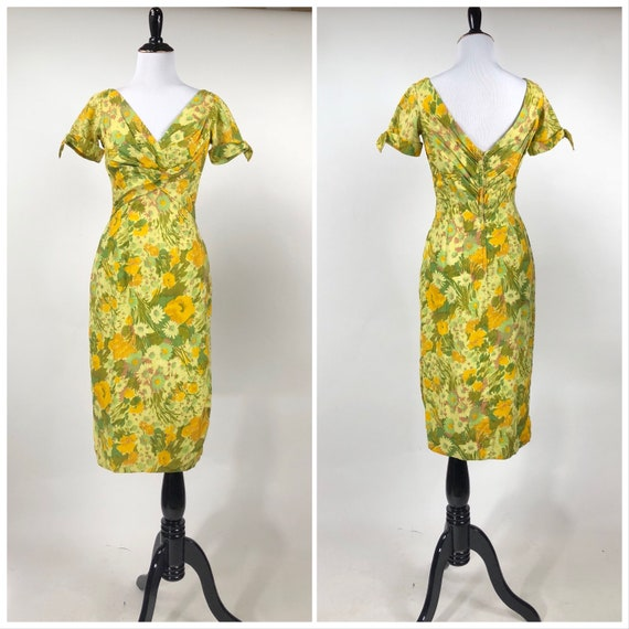 Divine! Vintage 1950s Ceil Chapman Elizabeth Arde… - image 1