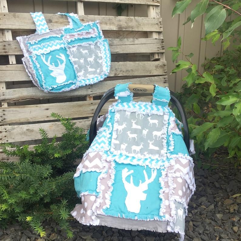 Addy Mae Rag Quilt Pattern for a Car Seat Canopy - Girl Quilt Pattern - Boy  Sewing Pattern - Baby Quilt Patterns - Baby Quilt to Make