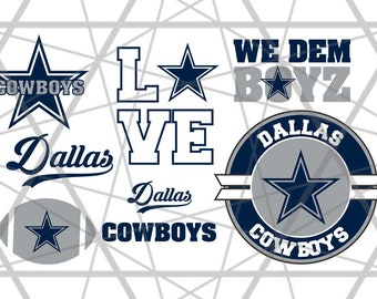 Dallas Cowboys Svg, Dallas Cowboys football, Dallas Cowboys silhouette, Cowboys cricut, Cowboys vector, Cowboys svg files, Cowboys svg, Nfl