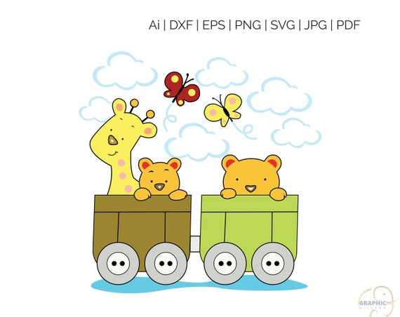 Baby Toys Svg Eps Vector Clipart Digital Silhouette And Etsy