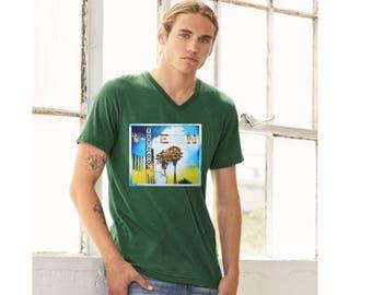 Windward and Pacific Green TShirt