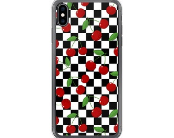 wholesale dealer 223ea ab1f6 Checkered phone case | Etsy