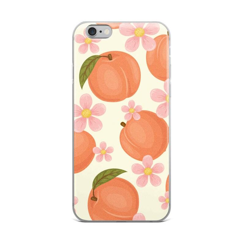 peach case iphone 8