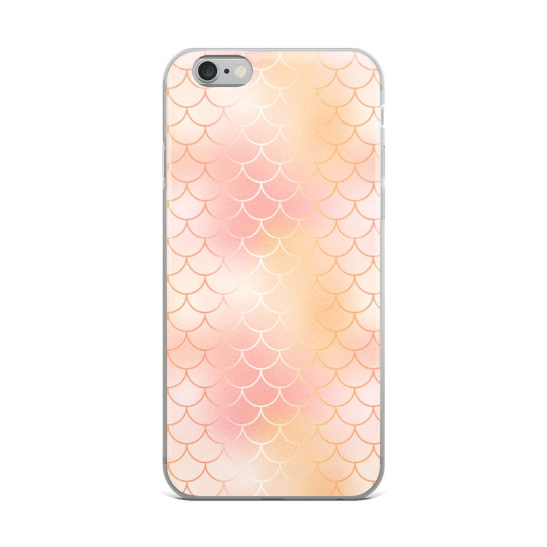 f5aff21a2bc1 Rose Gold Mermaid iPhone Case, Mermaid iPhone Case, iPhone 6 Case, iPhone  6s Case, iPhone 7 Case, iPhone 8 Case, iPhone x Case