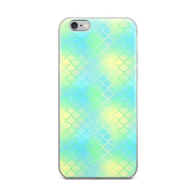 pretty nice 56a3d b0f66 Mermaid iPhone Case, iPhone 6 Case, iPhone 6s Case, iPhone 6 Plus Case,  iPhone 7 Case, iPhone 7 Plus Case, iPhone 8 Case, iPhone X Case