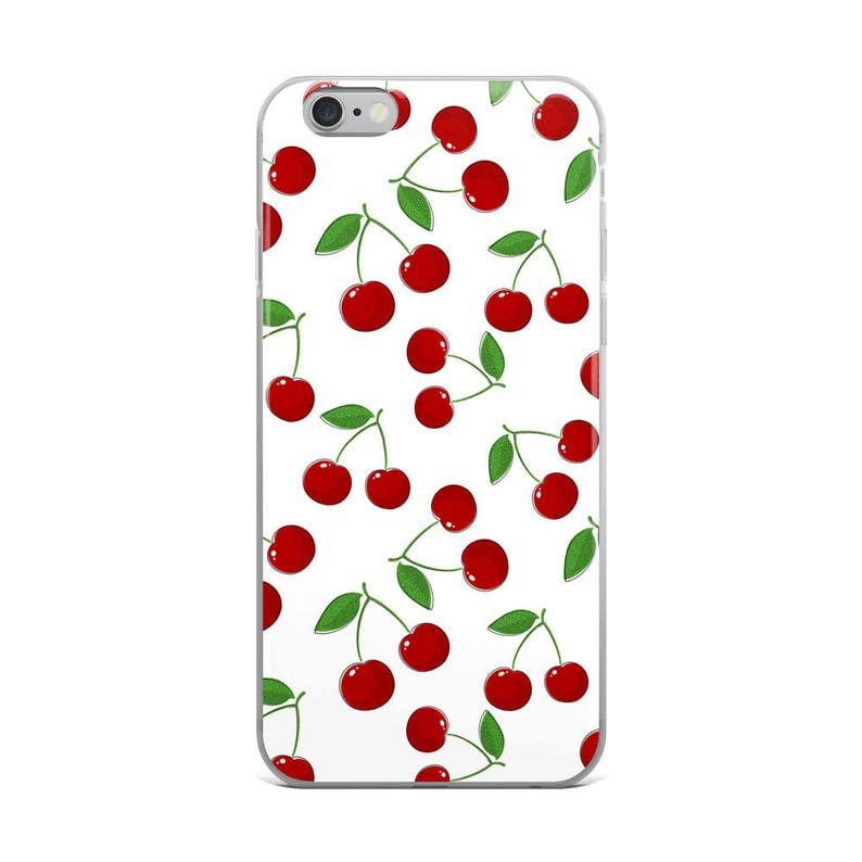cherry iphone 8 plus case