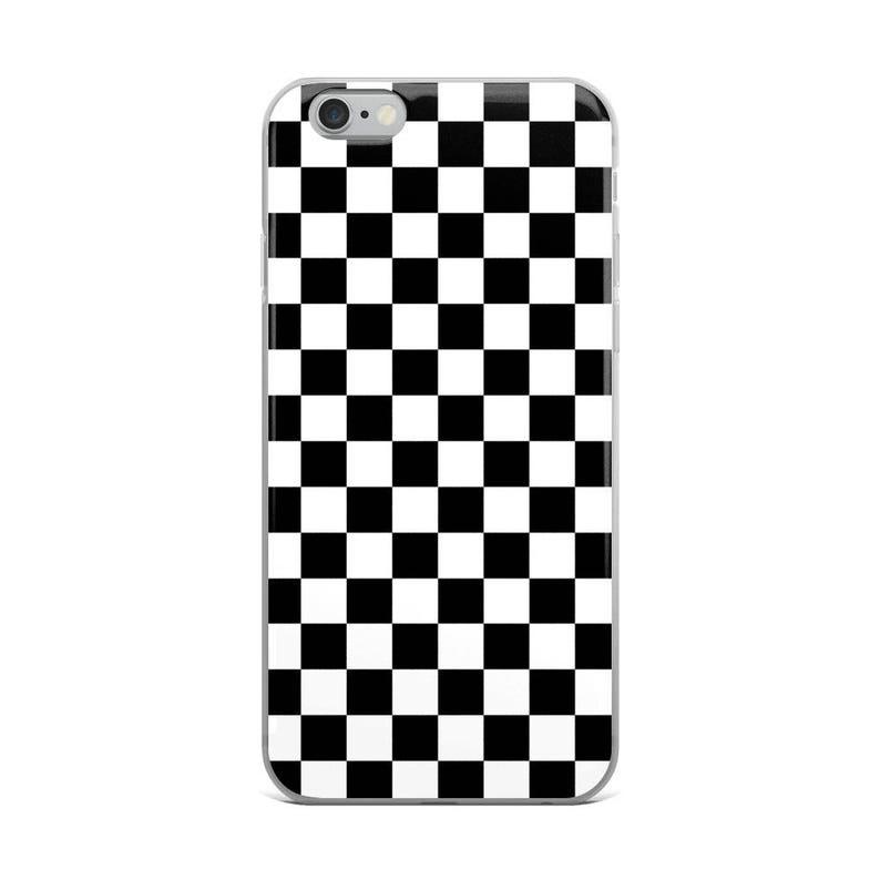 timeless design 00d6d b6360 Checker iPhone Case, iPhone 7 Plus Case, iPhone 8 Plus Case, iPhone X Case,  iPhone 7 Case, iPhone 8 Case, iPhone 6 case, iPhone 6s Case