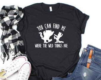 Wild Things Are Etsy