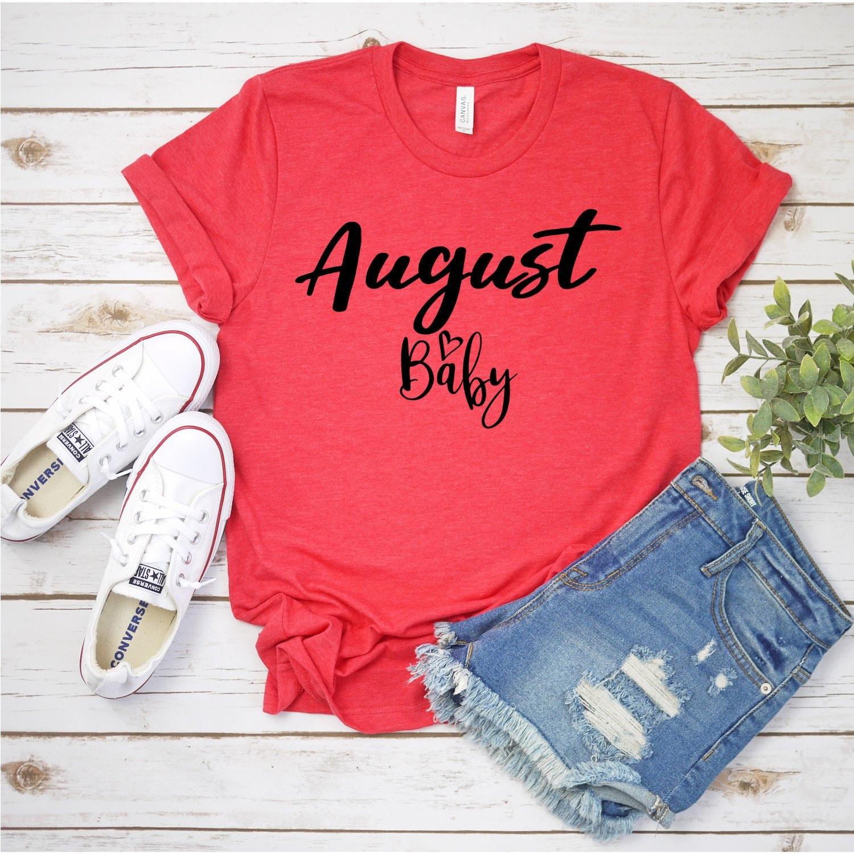 August Baby Shirt