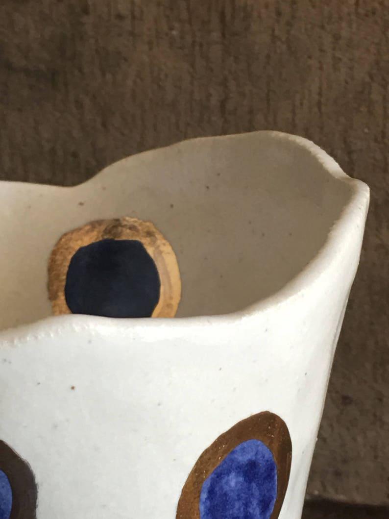 Blue Spot Tumbler