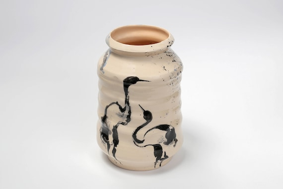 Handmade Ceramic Vase Ardea Designer Ceramics Designer Vase Etsy