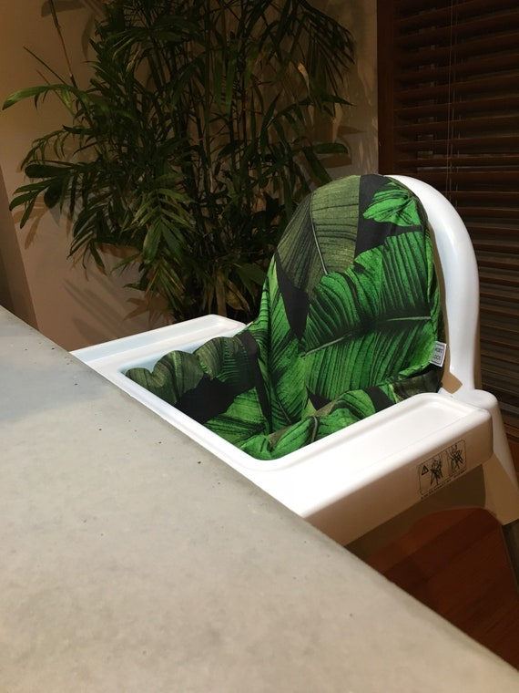 Rayé Ikea Antilop Chaise Haute Chaise Haute Coussin