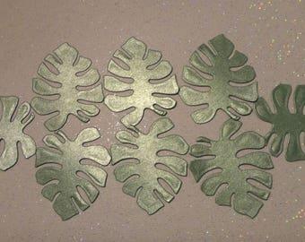 Palm/Tropical Leaf Die Cuts