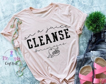 Off Shoulder Tee Shirt Raw Edge Triblend Tee Yoga Tee Brunch Shirt Funny Graphic Tee On A Juice Cleanse #Mimosas