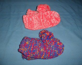 Adult Slippers Size Small