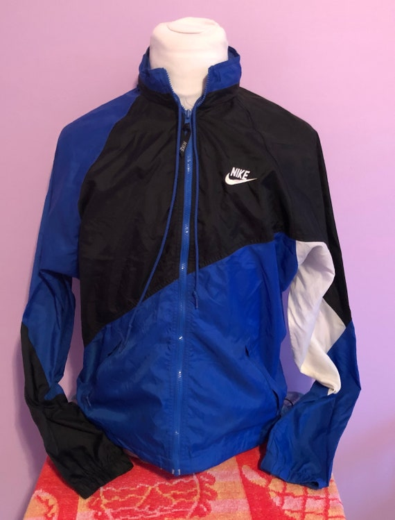 Vintage Nike Winbreaker 1980s jacket / vintage Nik
