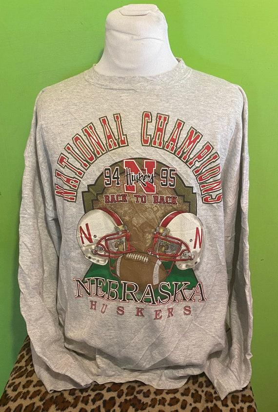 Vintage University of Nebraska Cornhuskers 1994 -