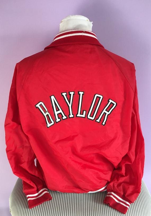 Vintage 90s Baylor Red Champion 1990s Champion Ja… - image 2