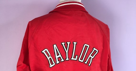 Vintage 90s Baylor Red Champion 1990s Champion Ja… - image 4