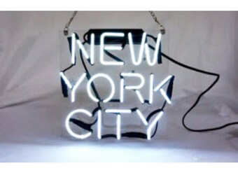 New York City Neon Sign
