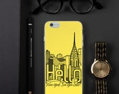 NY See You Later Skyline iPhone Case!
