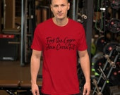 Fork The Gym, Join Crossfit T-Shirt