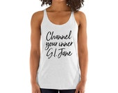 Channel Your G.I.Jane Tank!