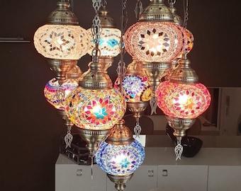 Turkish Lamp Etsy