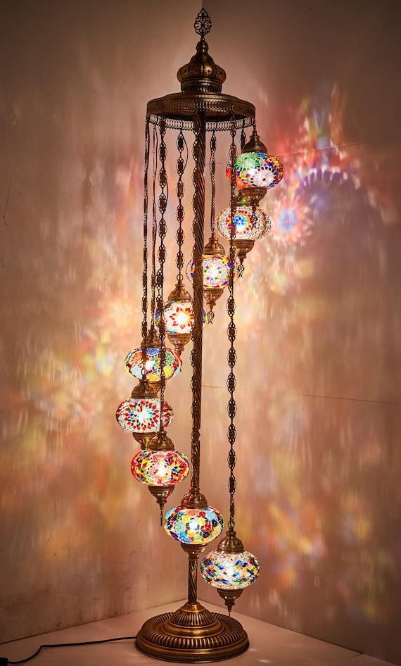 Boho Floor Lamp