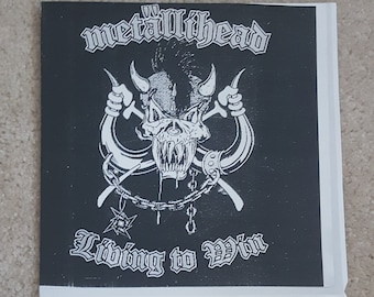 Metllihead (Motorhead and Metallica) - Living To Win (bootleg/Metallica covering Motorhead/Motorhead covering Metallica)