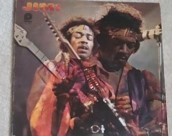 Jimi Hendrix (VINYL) - Jimi LP record (Early 60s recordings//ORIGINAL '75 pressing//Great condition and price)