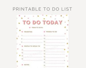 printable to do list etsy