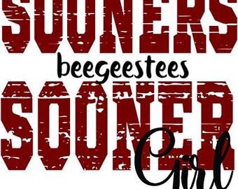 Sooners Sooner Girl