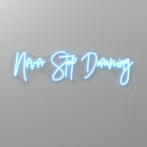 High Impact, Energy Efficient Bridal LED Sign