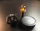 Lantern Marker with Flickering LED light for Dungeons and Dragons D&D