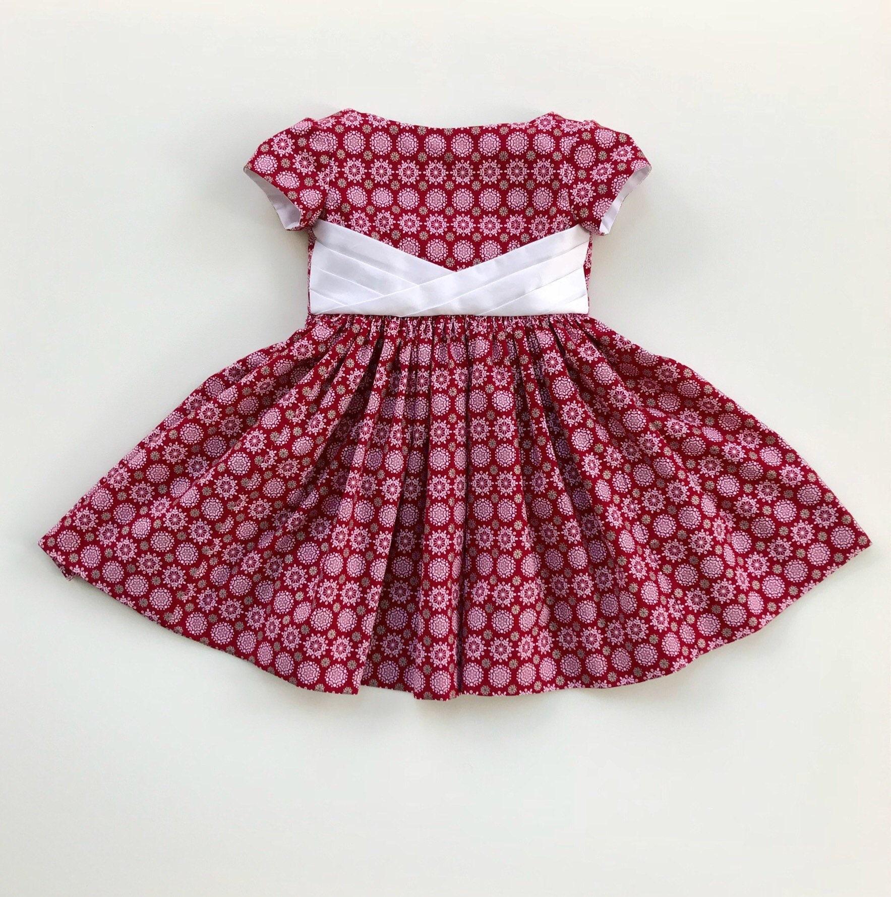 080b15fd1fc3 Little Girls Holiday Dresses